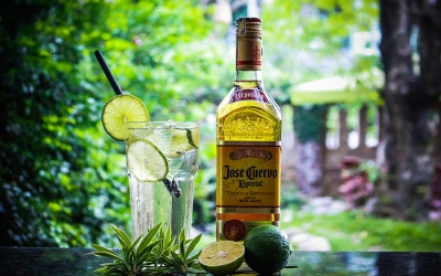 Jose Cuervo Cocktail