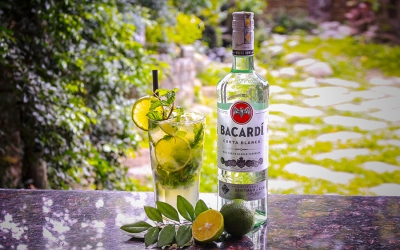 Bacardi Superior Rum Cocktail